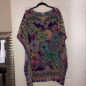 NWOT Lilly Pulitzer Kaftan Beach coverup